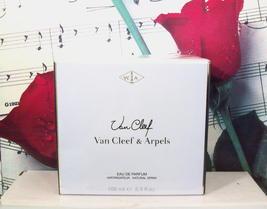 Van Cleef By Van Cleef & Arpels EDP Spray 3.3 FL. OZ. Vintage. - $329.99
