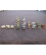Wade Whimsies Red Rose Farm Agriculture Animals Lot of 22 Many Styles - $34.75
