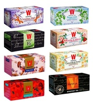 Wissotzky Magic Tea Box, Refill (8 Boxes) Kp Set A - $42.50