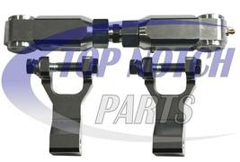 Yamaha Raptor 350 Atv Front & Rear Billet Lowering Kit - $39.95