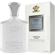 Creed Silver Mountain Water Cologne 3.3 Oz Eau De Parfum Spray image 4