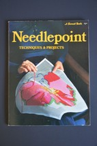 Needlepoint Techniques & Projects Sunset Book 1974 Paperback - $1.99