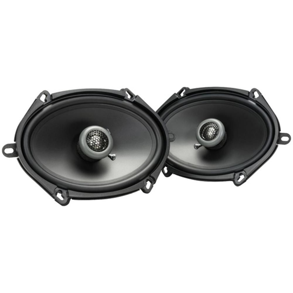 MB Quart FKB168 Formula Series 2-Way Coaxial Speakers (5 x 7/6 x 8)