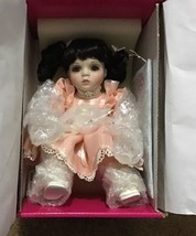 Marie Osmond Tiny Tots Savannah Marie Doll COA Necklace  - $45.00