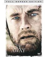 Cast Away (DVD, 2006, Single Disc Version Full Frame Checkpoint) - $5.89