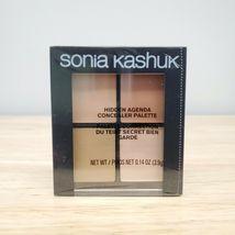 Sonia Kashuk Hidden Agenda Concealer Palette Light 07 Discontinued HTF - $34.99