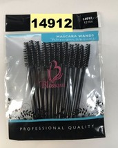 BLOSSOM  12 PCS. MASCARA WANDS PROFESSIONAL DISPOSABLE #14912 - $1.97