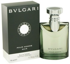 Bvlgari Pour Homme Soir Cologne by Bvlgari, 1.7 oz(50 ml) Eau De Toilett... - $81.17