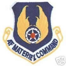 Air Force Usaf Materiel Command Authentic Patch - $13.53