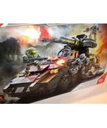 ✰ NEW Mega Bloks HALO UNSC Kodiak Siege Cannon SPARTAN ALICE-130 DPJ94 RARE HTF - $259.99