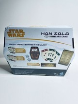 Star Wars Han Solo Card Game Play to Win The Millennium Falcon Disney Hasbro New - $17.00