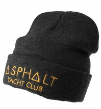 Asphalt Yacht Club Solid AYC Beanie image 2