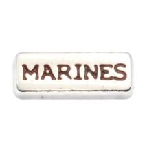Marines Charm for Floating Locket (LCHM-125) - $0.99