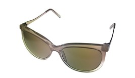 Kenneth Cole Reaction Mens Soft Square Brown Crystal Sunglass KC1292 59F - $17.99