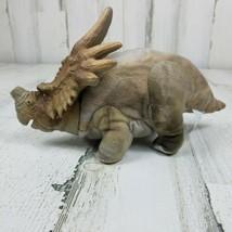 Disney Mattel Dinosaur Movie Eema Plush Toy Stuffed Dinosaur Star Bean - $9.69