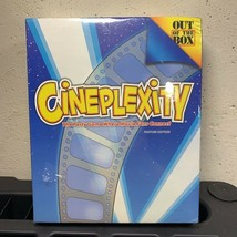 Out Of The Box Cineplexity Board Game Feature Edition The Party Where Mo... - $27.10
