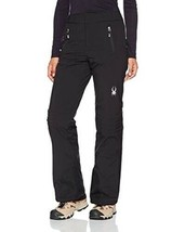 Spyder Women's Winner Tailored Fit Pant, Ski Snowboard,Size 6, Inseam Lo... - $88.11