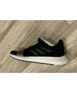Adidas Senseboost Go W Women's size 10.5 Black Brand new  F33906 - $75.00