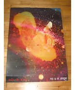 Radiohead 2008 tour heavyweight poster NUMBERED #1101/5000 by Stanley Do... - $265.99
