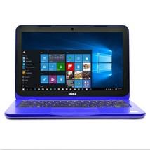 Dell Inspiron 11 Celeron N3060 Dual-Core 1.6GHz 4GB 32GB eMMC 11.6 LED L... - $163.54