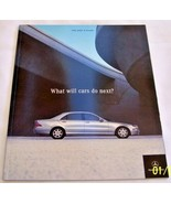 2001 mercedes s55 amg s500 s600 s430 owners sales brochure w220 new orig... - $18.07