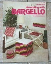 Leisure Arts Decorating With Barcello By Barbara Hunter Leaflet 39 -L9-X - $8.54