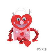 Luv Bug Card Holder Paper Bag Craft Kit - Crafts for Kids & Novelty Crafts  - $15.49