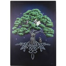 """Nemesis Now: Tree Of Life Canvas on Wood Frame by Anne Stokes  20"""" x 28"""" - €26,47 EUR"""