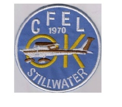 US Civil Air Patrol CAP Oklahoma National Cadet Flying Encampment Stillwater USA - $9.99
