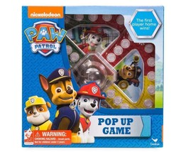 Nick Jr. Paw Patrol Pop Up Game- First Player Home Wins Ages 4+ 2-4 Players - $7.00