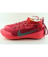 NIKE WOMAN FREE HYPERFEEL RUN TRAIL Size: 8.0 RED RUNNING NEW - $104.97