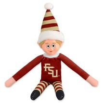 NCAA Florida State Seminoles Forever Collectibles Team Elves Doll NEW in... - $18.00