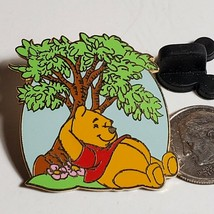 Disney Pin DLR Cast Member Lanyard Series Winnie Pooh Seasons Spring Und... - $19.34
