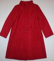 Gymboree Joyful Holiday Bow Melton Dress Coat 5 6 NWT - $34.99