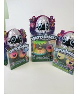 NEW HATCHIMALS COLLEGGTIBLES LOT -   2 - 2 Packs With Nest - 1 Hatchy Home - $28.71