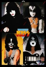 Kiss   japan dynasty poster w spears thumb200