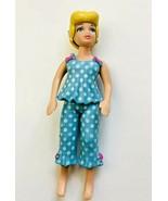 "Polly Pocket Fashion PRINCESS DISNEY DOLL~Cinderella, 4"" Updo Hair - $7.52"