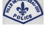 Olice department ville monreal sud service de police early 60 s 3.5 x 4.25 in 9.99 thumb155 crop