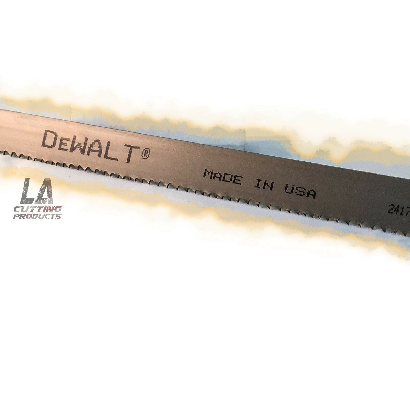"107 1//2/"" 8/'-11 1//2/"" x 3//4/"" x .035/"" x 10//14N Band Saw Blade M42 Bi-metal 1 Pcs"