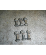 REAR SPROCKET MOUNT BOLTS 1998 98 KTM 300 MXC EXC - $12.36