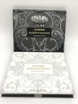 2 Covergirl Eyeshadow Palettes ~ Ascension + Overthrown ~ New - $16.34
