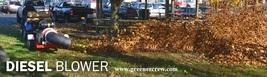 Diesel Cyclone Blower Leaf / Debris Buffalo Turbine BT-D1003 - $15,835.00