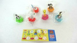 Rare Yujin Japan Import Looney Tunes Figure Stamp Collection Set of 6 - $44.99