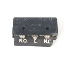 HONEYWELL MICRO SWITCH DT-2R-A7 MS 250081 LIMIT SWITCH 10A, 125/250VAC image 1