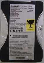 Seagate ST37510A 7.5GB 3.5in Ide Drive Tested Good Free Usa Ship Our Drives Work - $19.55