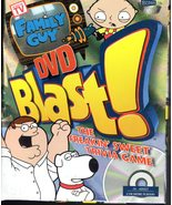 Family Guy DVD Blast Video/Trivia Game - $6.95