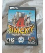 SimCity 4: Deluxe Edition (PC, 2003) Complete Original Inserts - $10.39