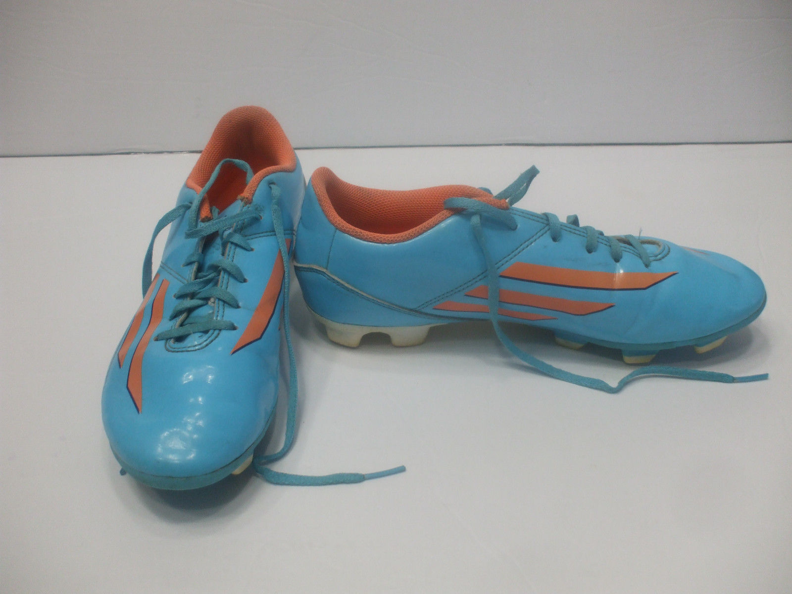6f137475b2b Adidas F50 adizero TRX FG W Womens Synthetic Soccer Cleats Size 8 From Toe  to He