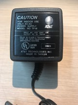 AT&T Technologies TP-M AC Power Supply Adapter Adaptor Charger Cord 9V 780mA  G1