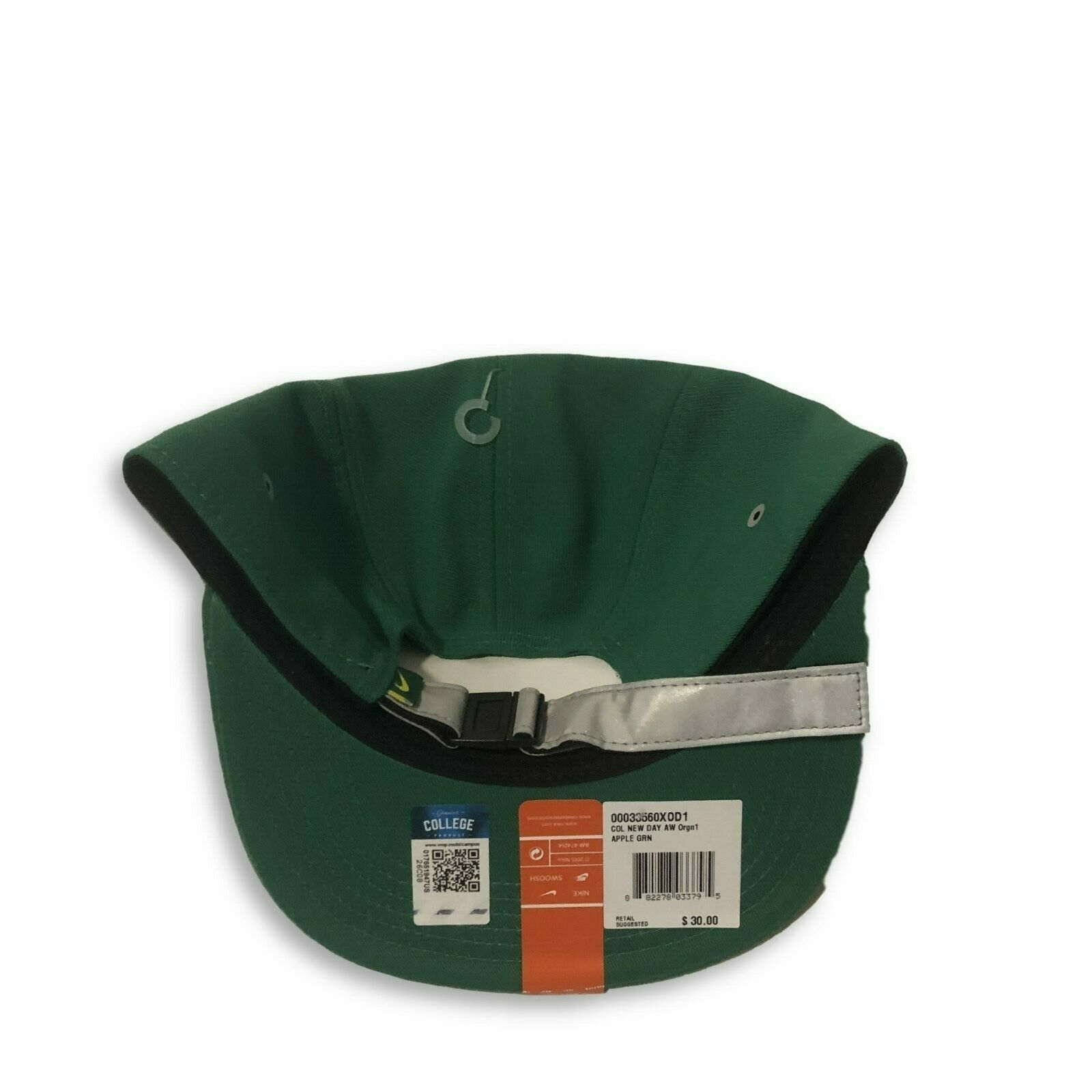 NWT New Oregon Ducks Nike New Day AW84 Adjustable Hat